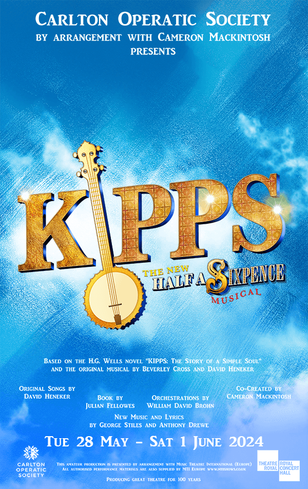 Kipps - The New Half a Sixpence Musical